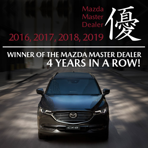 Penrith Mazda 4years In A Row